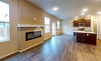 Living Room, 10822 32Nd Street Northeast A179, 1