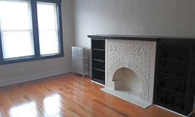 Living Room, 4107 N Spaulding Ave, 0