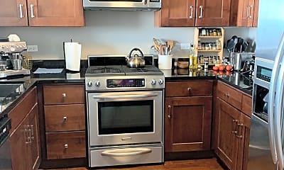 Kitchen, 225 N Columbus Dr 7804, 1