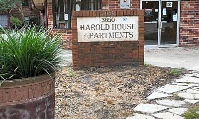 Harold House Apartments, 1