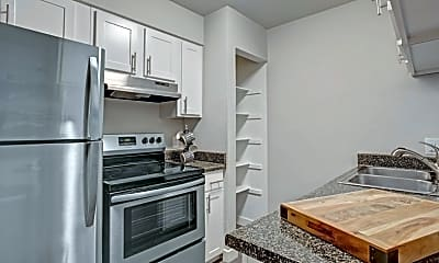 Kitchen, The Lodge on 84th Avenue, 0