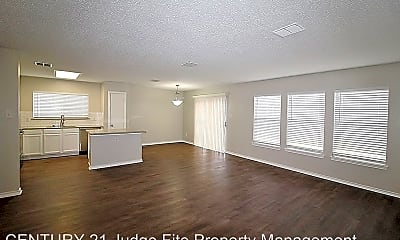 Living Room, 300 Rosewood Ln, 1