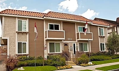 Building, Cypress Point Apartments, 1