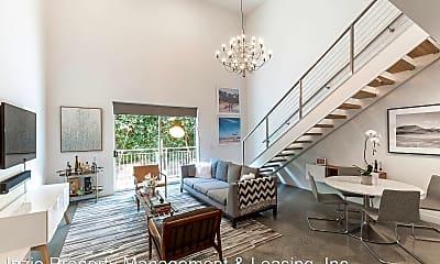 Living Room, 123 N. Kings Rd #6, 0