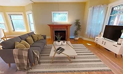 Living Room, 2124 NE 9th Ave, 0