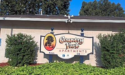 Country Park Apartments, 1