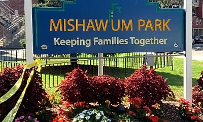 Mishawum Park, 1