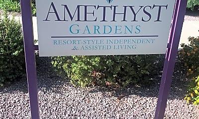 Amethyst Gardens, 1