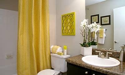 Bathroom, Vinings Apartment Homes, 2