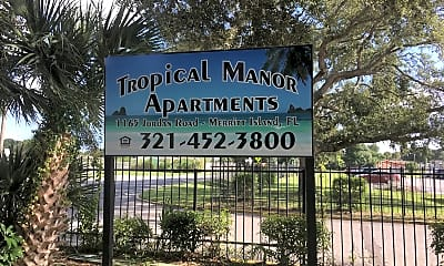 Tropical Manor Apartments, 1