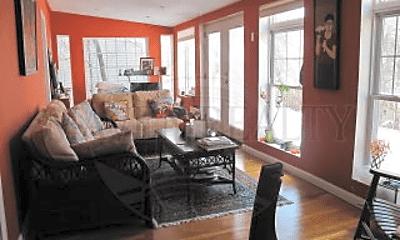 Living Room, 84 Irving St, 0