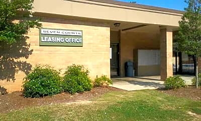 Leasing Office, Seven Courts, 0