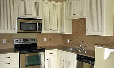 Kitchen, Silver Sands, 2