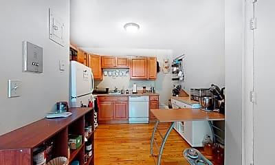 Kitchen, 259 Summer St #5, 2