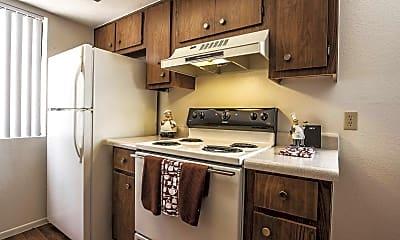 Kitchen, Papago Vista, 1