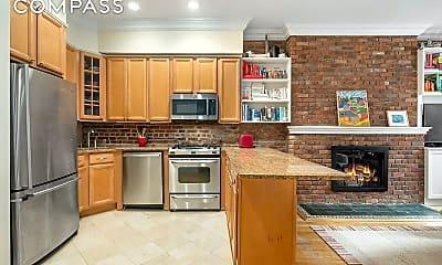 Kitchen, 20 W 90th St C, 1
