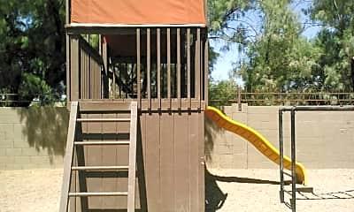 Playground, Casa Grande Village, 2