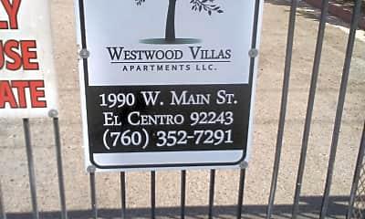 Westwood Villas, 1