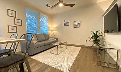Living Room, 7616 W Courtney Campbell Causeway, 0