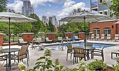 Pool, Cedar Flats, 0