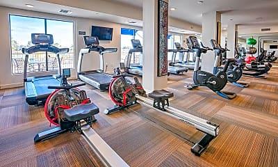 Fitness Weight Room, 2511 W Queen Creek Rd 260, 1