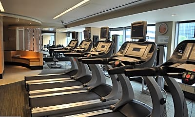 Fitness Weight Room, 1111 19th St N 2705, 2