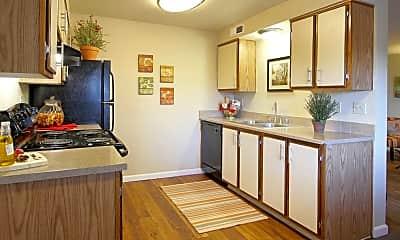 Kitchen, Southridge, 1