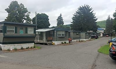 Evergreen Apartment Homes, 2