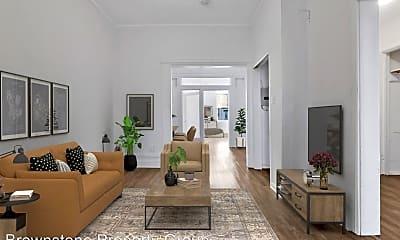 Living Room, 1351 Bushwick Ave, 1