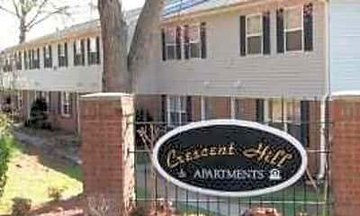 Crescent Hills Apartments, 1