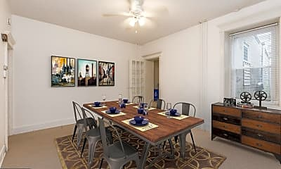 Dining Room, 218 Grape St, 2