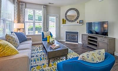 Living Room, 200 East, 1