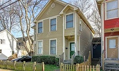 Building, 503 Garfield St, 1