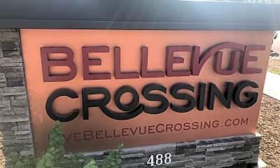 Bellevue Crossing, 1
