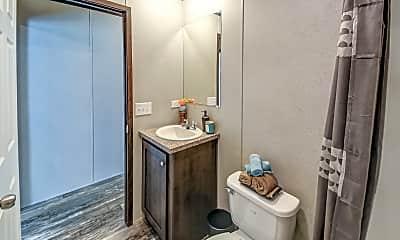 Bathroom, Lakeside North MHP, LLC, 2