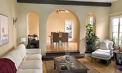 Living Room, 429 N Ogden Dr, 0