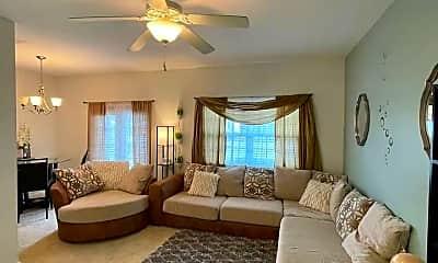 Living Room, 1607 Annabellas Way, 1