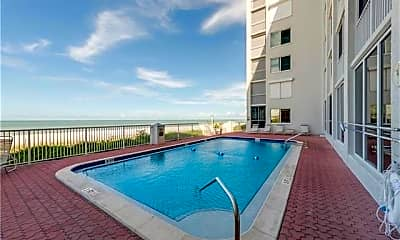 Pool, 26000 Hickory Blvd 805, 2