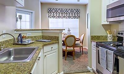 Kitchen, MAA Milstead, 1