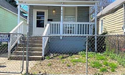 Patio / Deck, 424 E 7th St, 0