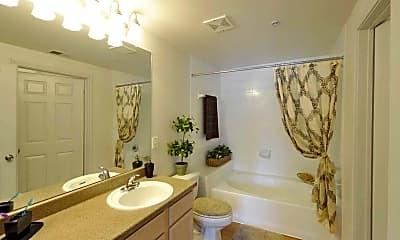 Bathroom, Prisma Apartments, 2