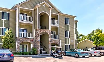Building, Monarch Apartment Homes, 0