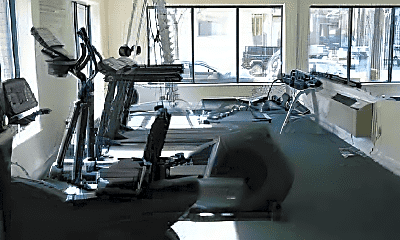 Fitness Weight Room, 402 Jefferson St, 1