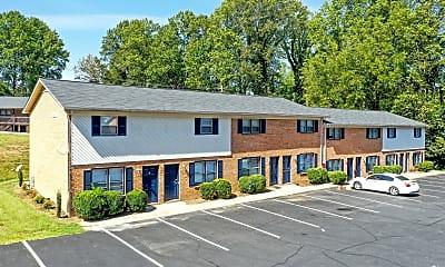 Building, The Ridge Apartments, 1