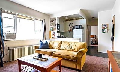 Living Room, 509 E 7th St, 0