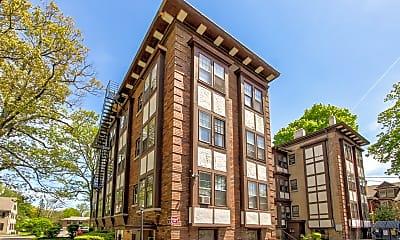 Building, Park Ave Apartments, 0