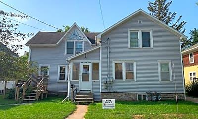 Building, 827 W Harris St, 0