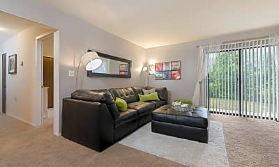 Living Room, 24310 Country Squire St, 2