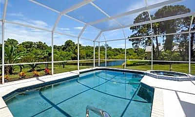 Pool, 4122 Hearthstone Dr, 1