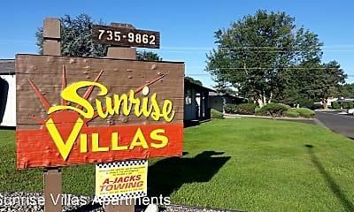 Community Signage, 200 S Union St, 0